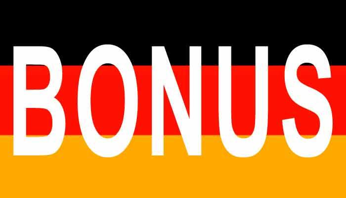 Deutsche Internet Casino Bonus