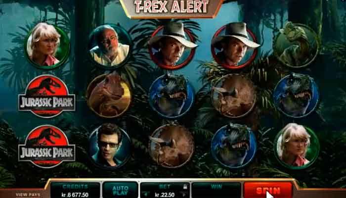 Microgaming Beste Spielautomaten Jurassic Park