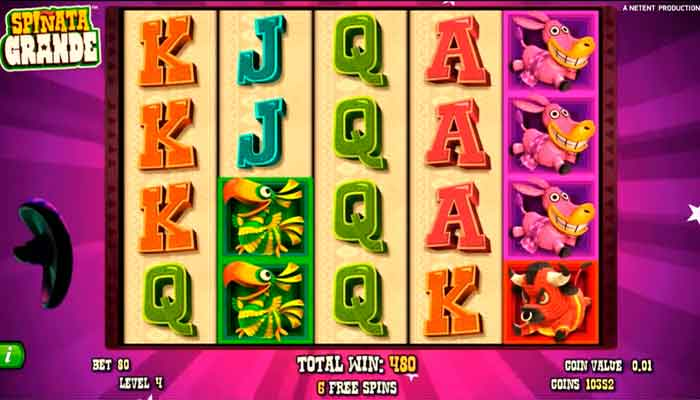 Casinobonus Spielautomaten NetEnt