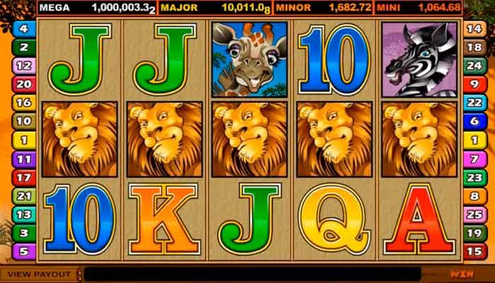 online casino mit den besten neuesten video slots jungle jackpots